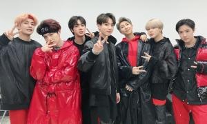 BTS sang Mỹ biểu diễn đúng dịp giao thừa