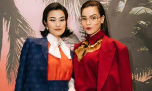 Mỹ nhân Việt phối đồ trăm triệu dự sự kiện thời trang