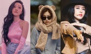 Hwasa, Jennie và Seol Hyun hot nhất BXH thương hiệu idol nữ