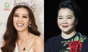 Trưởng BGK Hoa hậu Hoàn vũ: 'Khánh Vân quen tôi nhưng chẳng bao giờ nhờ vả'