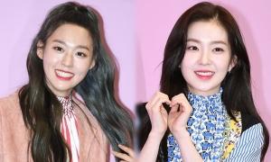 'Báu vật quốc dân' Seol Hyun đọ visual cùng Irene tại sự kiện