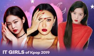 7 idol Hàn dẫn đầu làn sóng girl crush 2019