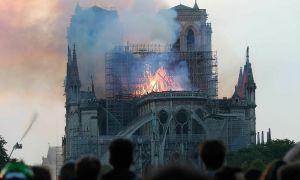 Nhà thờ Đức Bà Paris hủy lễ Giáng sinh