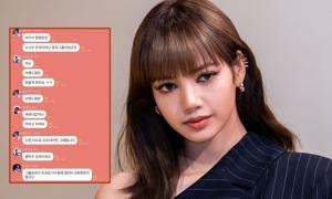 Fan Twice lộ tin nhắn miệt thị Lisa, quấy rối tình dục V (BTS)