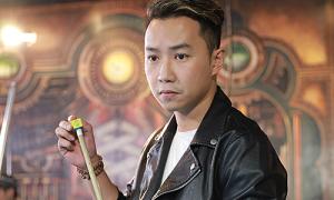 Minh Tít đóng dân chơi trong phim hài Tết