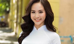 Người đẹp thi Miss Charm: IELTS 7.5, có nhiều tài lẻ