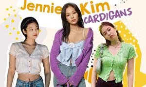 6 hot trend Hàn Quốc qua phong cách của Jennie