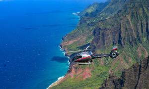 Phi công và hành khách mất tích trong vụ rơi trực thăng