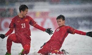Quang Hải: 'Cầu vồng tuyết' là biểu tượng của tinh thần Việt Nam