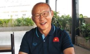 HLV Park Hang-seo: 'Sự nổi tiếng rồi cũng mờ như làn khói'