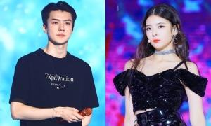 Fan dậy sóng trước tin couple 'đáng lẽ bị khui': Se Hun (EXO) - Lia (ITZY)?