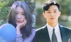 IU và Park Seo Joon hứa hẹn gây 'bão' màn ảnh