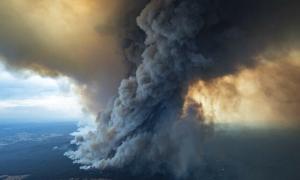17 bức ảnh khắc họa sự khốc liệt của cháy rừng Australia