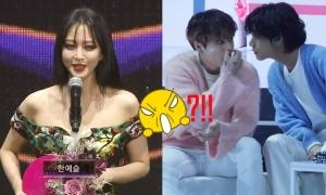 Thực hư tin đồn Jung Kook chế giễu nữ diễn viên Han Ye Seul