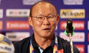 HLV Park Hang-seo: 'UAE chưa thể hiểu hết Việt Nam'