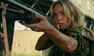 'A Quiet Place: Part II' tung trailer thót tim