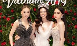 Khánh Vân, Hương Giang khuyên Quỳnh Hoa thi hoa hậu