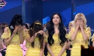 Momoland bật khóc khi chiến thắng tại M!Countdown