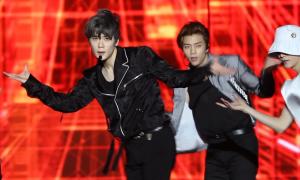 Tae Min, NCT 127 khoe giọng hát và vũ đạo khó nhằn