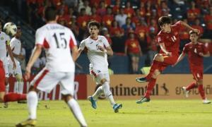 U23 Việt Nam hòa trận thứ hai tại U23 châu Á 2020