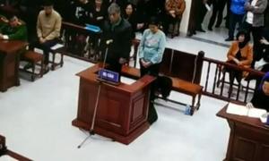 Cô giáo quỳ trước gia đình cháu Long, xin tha thứ