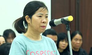 Nguyễn Bích Quy đòi kháng cáo vì 'tôi không có tội'
