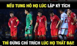 Ảnh chế trong ngày Việt Nam bị loại khỏi U23 châu Á