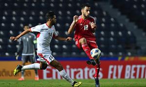 Jordan nắm tay UAE vào tứ kết giải U23 châu Á 2020