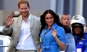 Harry: 'Tôi vẫn muốn phục vụ Hoàng gia, nhưng giờ đã không thể'