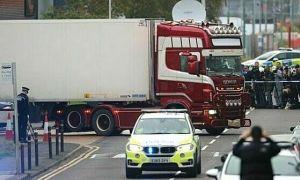 Tài xế vụ 39 thi thể trong container bị dẫn độ sang Anh