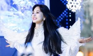 Nhan sắc Tzuyu khiến fan thốt lên 'thiên thần là có thật'