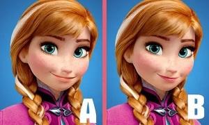 Đâu là nụ cười thật sự của công chúa Disney?