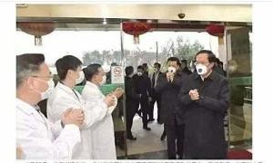 Quan chức Vũ Hán bị tố lấy khẩu trang của bác sĩ