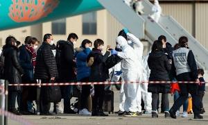 20 người Pháp trở về từ Vũ Hán bị nghi nhiễm nCoV