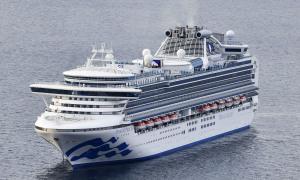 Nhật Bản cách ly 3.500 người trên du thuyền
