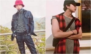 RM (BTS): Từ idol mảnh mai thành quý ông cơ bắp sexy