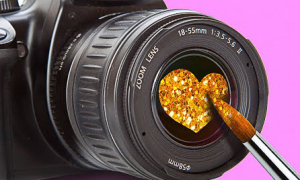 Cách chụp ảnh cực thần thái bằng máy cơ