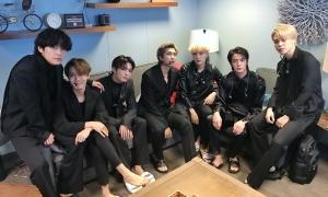 BTS dẫn đầu BXH thương hiệu nhóm nam tháng 2