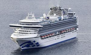 136 người dương tính nCoV trên du thuyền Nhật