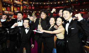 'Ký sinh trùng' nâng vị thế điện ảnh Hàn sau Oscar