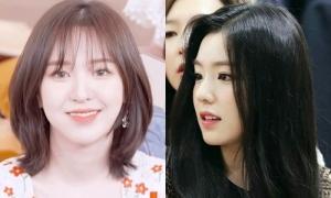 Netizen chọn thời kỳ đỉnh cao nhan sắc của Red Velvet