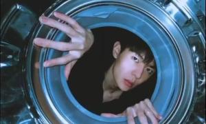 'Học lỏm' cách chụp ảnh trong máy giặt