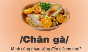 Cách thả thính bằng đồ ăn