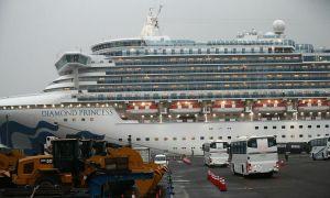Hủy các chuyến đi của du thuyền Diamond Princess thêm hai tháng