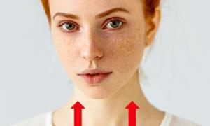 6 cách để có vùng cổ quyến rũ