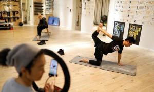 Tập gym qua livestream thời dịch virus corona