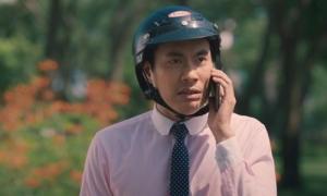 Kiều Minh Tuấn vò đầu vì tội dại gái trong 'Nắng 3'