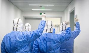 Trung Quốc báo cáo thêm 1.300 nhân viên y tế nhiễm bệnh