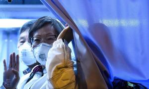 102 công dân Hong Kong sẽ rời khỏi du thuyền Diamond Princess