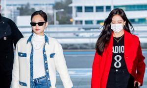 Jennie - Ji Soo sang chảnh, Tzuyu nổi bật với style tiểu thư